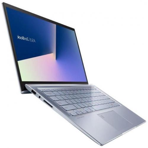 Asus - Zenbook 14 - UX431FA-AM043T - Bleu métal - PC Portable