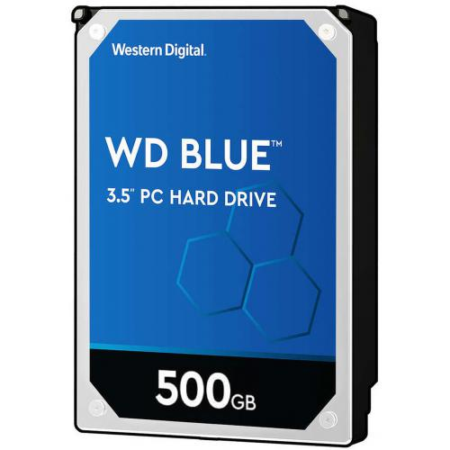 Western Digital - WESTERN DIGITAL - Blue - Disque Dur interne