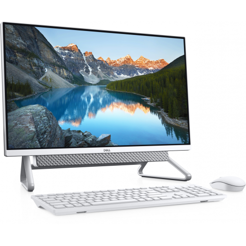 Dell Inspiron AIO 7700 - Argent