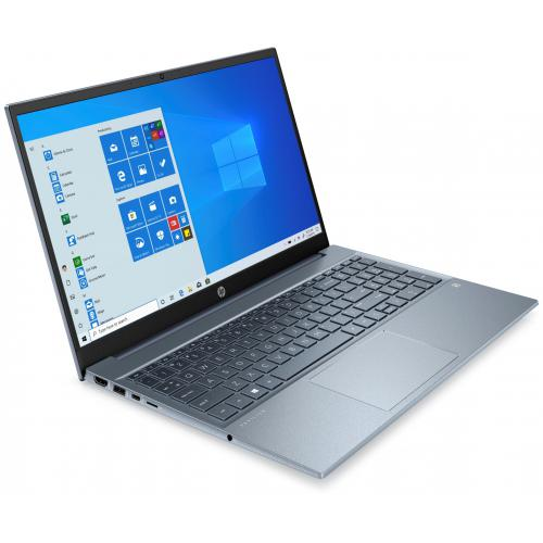 Hp - Laptop 15-eg0046nf - Aluminium Bleu - PC Portable