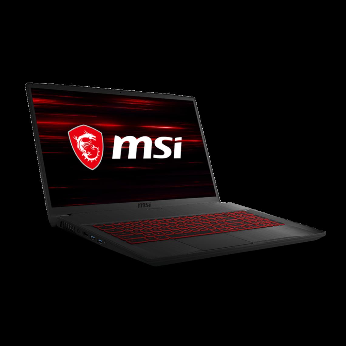 Msi GF75 Thin 10SCSR 476XFR - Noir