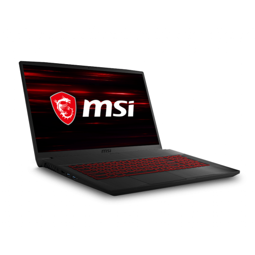 Msi -GF75-Thin-10SCSR-476XFR - Noir Msi  - Ordinateurs