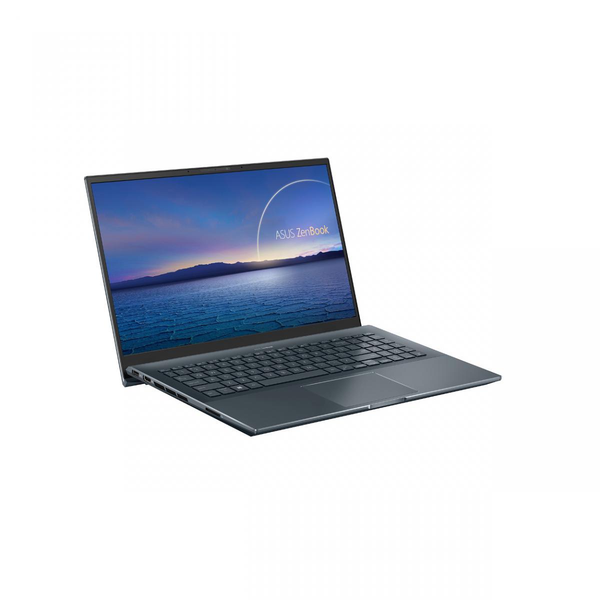 Asus ZenBook Pro 15 UX535LH-BN002T - Gris