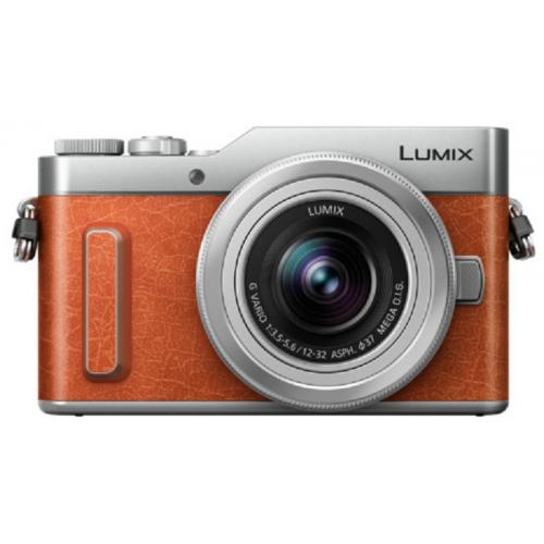 Panasonic - Lumix GX880K Orange + 12-32 mm f/3.5-5.6 - Souris