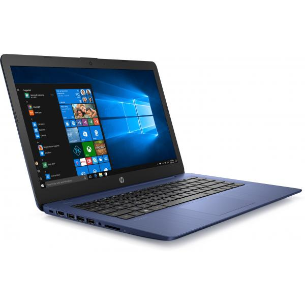 PC Portable Hp STREAM 14-ds0010nf - Bleu
