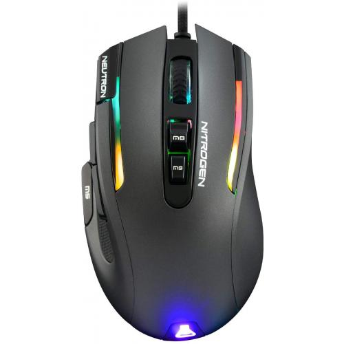 The G-Lab - Souris gamer KULT-NITRO-NEUTRON RGB - Souris Gamer