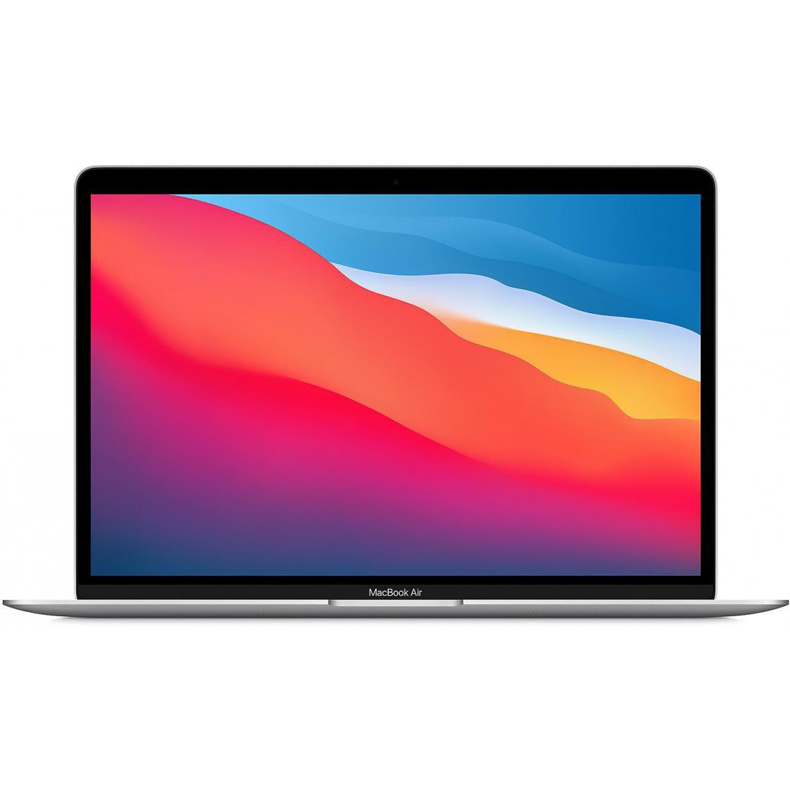 Apple Apple MacBook Air M1 Argent 8Go/256 Go (MGN63FN/A)