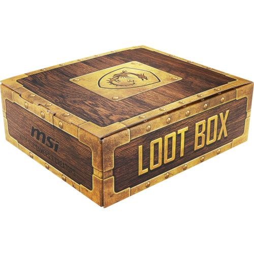Souris Loot Box Pack- Level 1