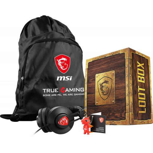 Msi - Loot Box Pack - Level 2 Msi   - Micro-Casque