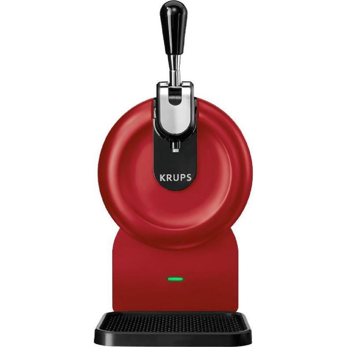 Krups Tireuse à bière The Sub Compact Rouge 2L - VB641510