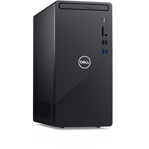 Dell - Inspiron 3881 G6400 Mini Tower - Noir - PC Fixe