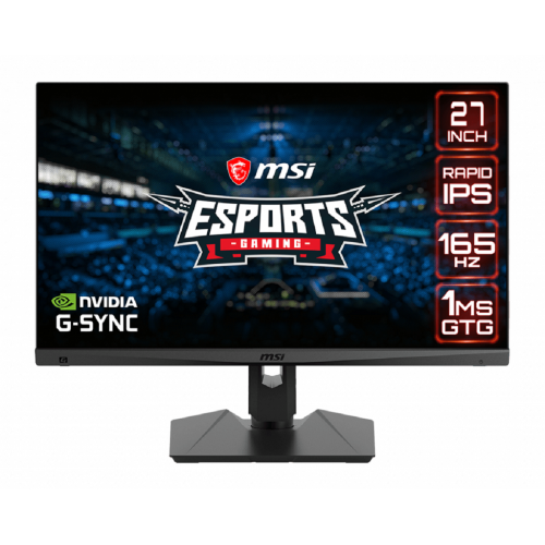 "Msi - 27"" LED Optix MAG274QRF QD - Ecran Gamer 1ms"