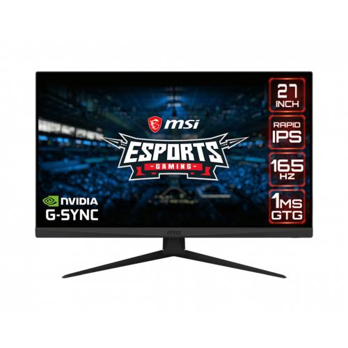 "Msi -27"" LED Optix G273QF Msi  - Moniteur PC Gamer"