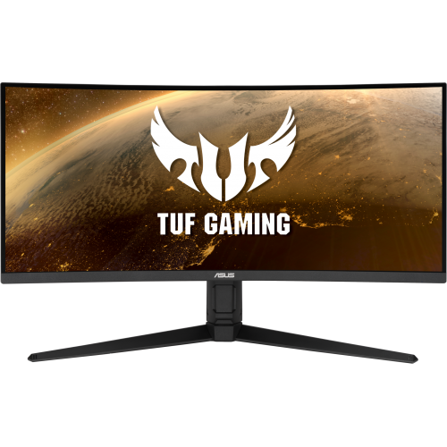 "Asus -34"" LED VG34VQL1B Asus  - Moniteur PC Gamer"