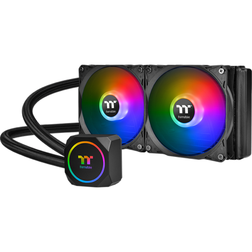 Thermaltake - TH240 A-RGB Sync - Bonnes affaires Watercooling