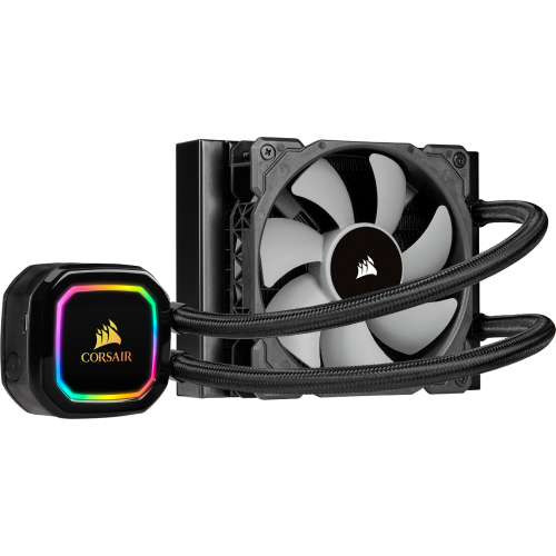 Corsair - iCUE H60i RGB PRO XT 120mm - Bonnes affaires Watercooling