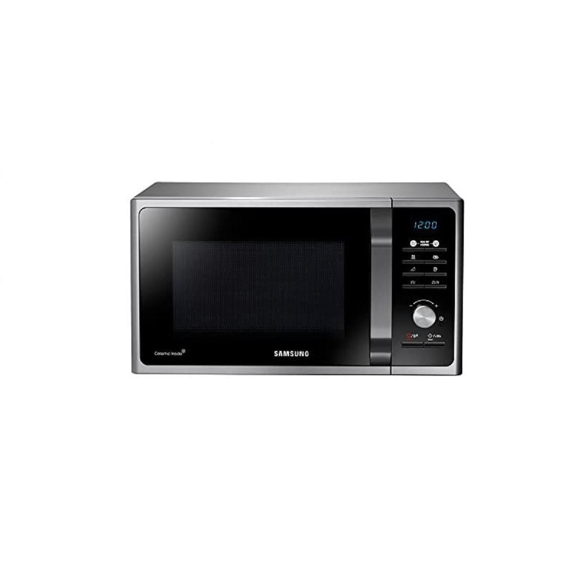 Samsung Four micro-ondes grill - 23L - 800W - Argent