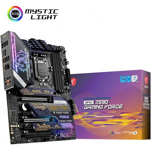 Msi -MPG Z590 GAMING FORCE Msi  - Carte mère Intel