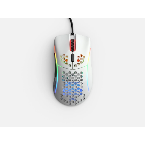 Glorious Pc Gaming Race - Model D- Souris Gaming - Blanche mat - Souris Gamer