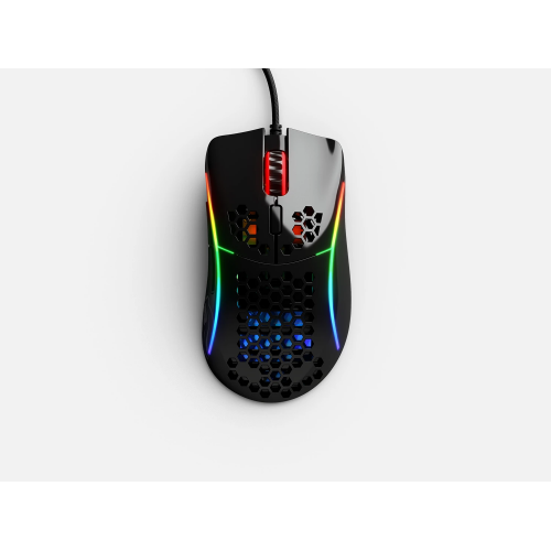 Glorious Pc Gaming Race - Model D- Souris Gaming - Noire Glorious Pc Gaming Race   - Souris Gamer
