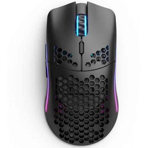Glorious Pc Gaming Race - Model O Souris Gaming - Sans fil - Noire - Glorious Pc Gaming Race