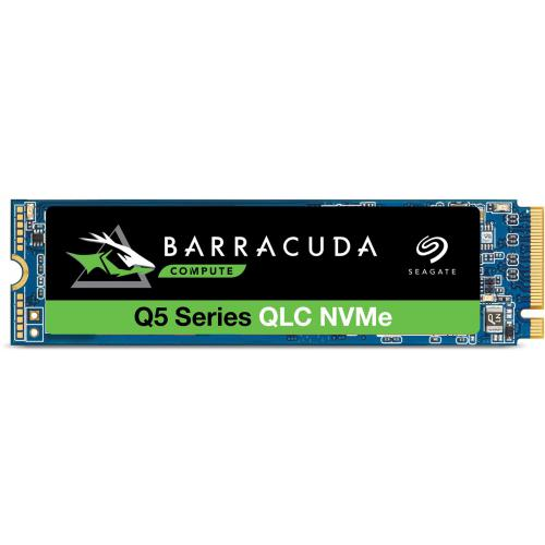 Seagate - SSD NVMeBarraCuda Q5 - 2To - Disque SSD Seagate