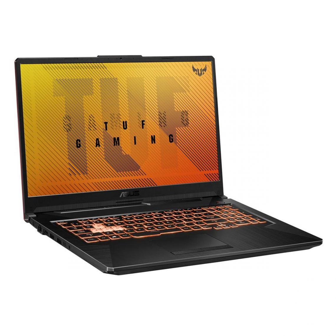 Asus PC Portable Gamer ASUS TUF F17 TUF706LI H7163 - 17,3 FHD