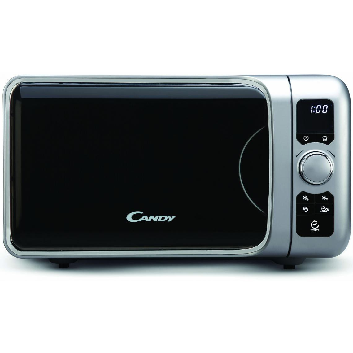 Candy Four Micro-ondes Grill EGO-G25DCS - Argent