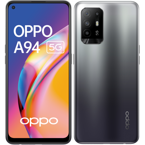 Oppo - A94 - 8/128 Go - 5G - Noir - Smartphone Android