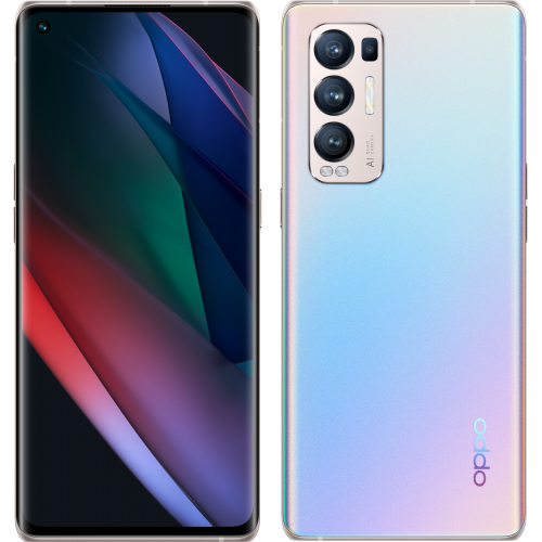 Oppo - Find X3 Neo 5G - 256 Go - Silver - Smartphone Android