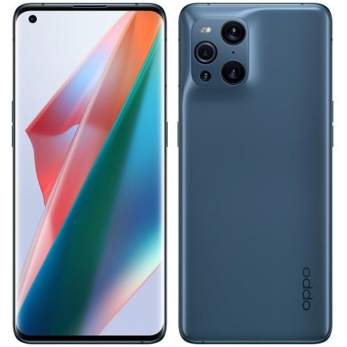 Oppo - Find X3 Pro 5G - 256 Go - Bleu - Smartphone Android