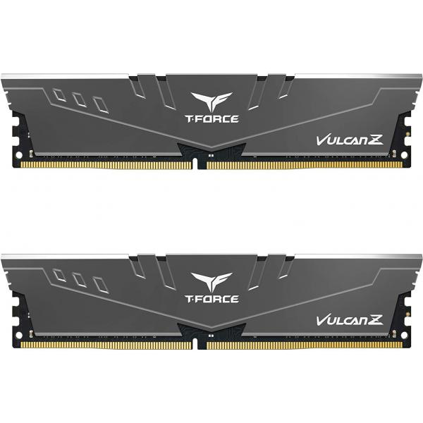 Carte SD T-Force Vulcan Z DDR4 32GB Kit (2x16GB) 3200MHz (PC4-25600) CL16 Desktop