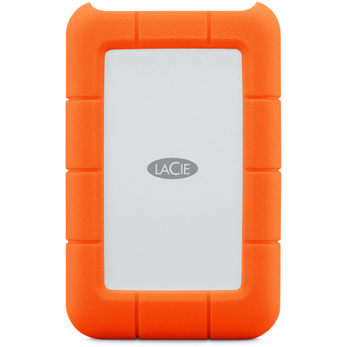 "Lacie - Rugged 4 To - 2"" USB-C 3.0 - Disque Dur interne"