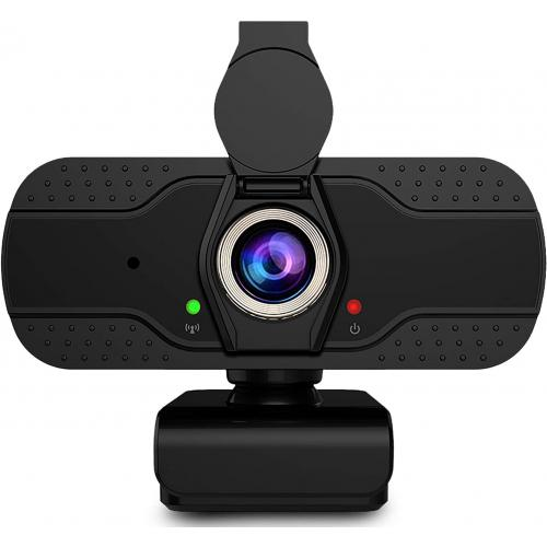 Urban Factory - Webcam USB autofocus Full HD 1080p WEBEE Urban Factory   - Matériel Streaming