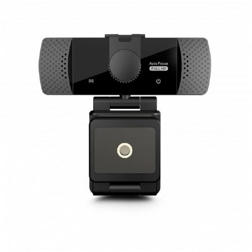 Urban Factory - WEBEE PRO Webcam USB autofocus Urban Factory   - Matériel Streaming