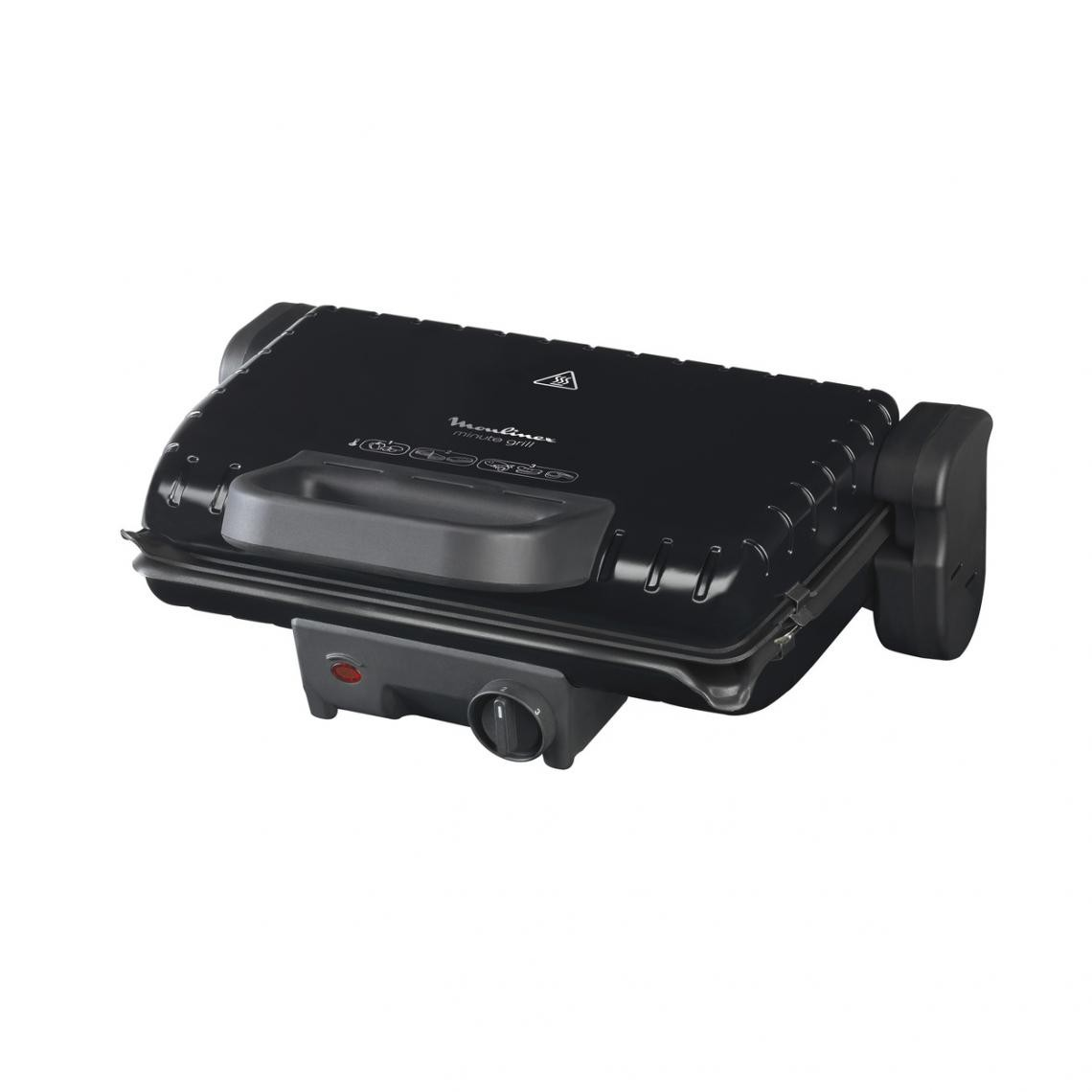 Moulinex Grill électrique 1600w GC2088 - Noir