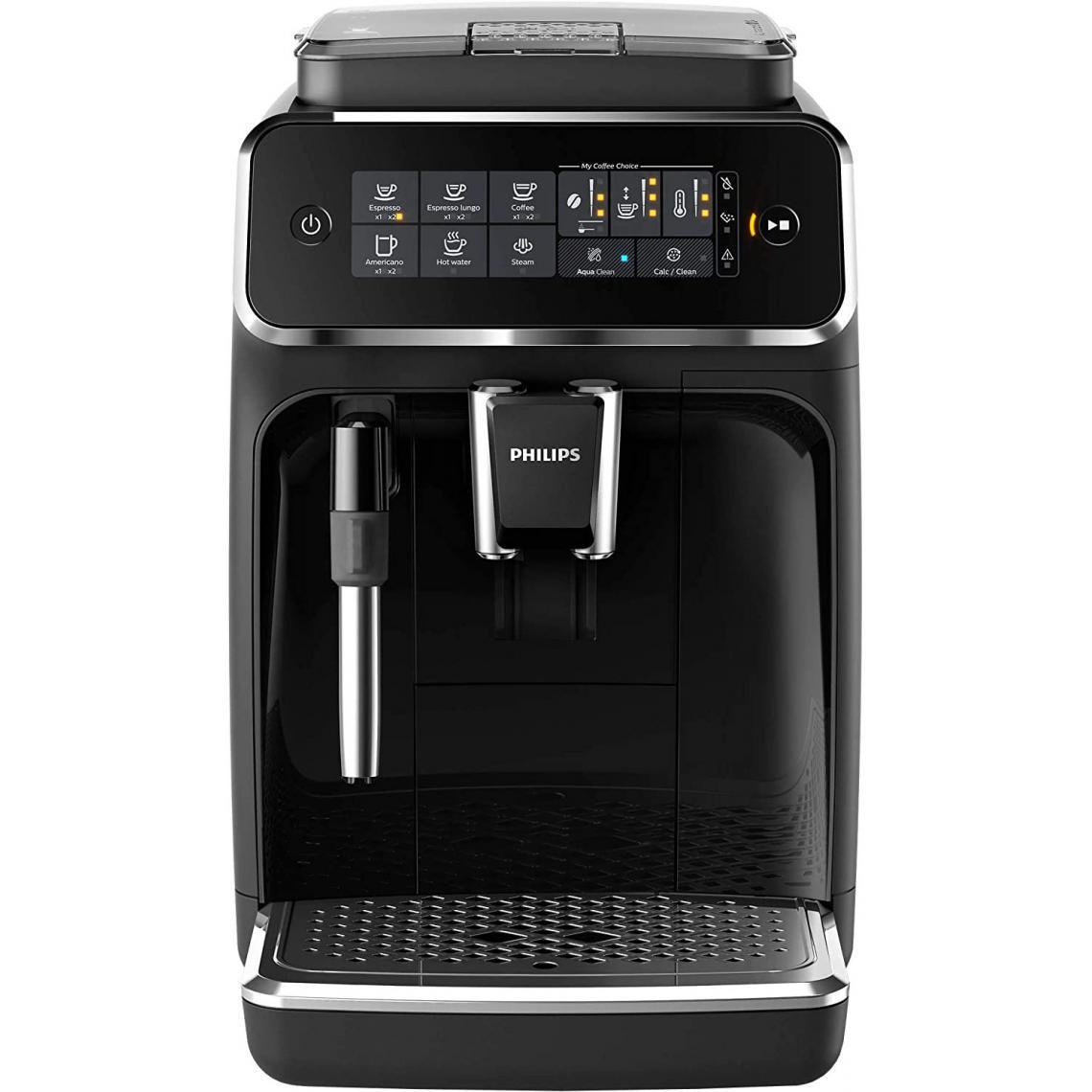Philips Machine à café Expresso broyeur Series 3200 - EP3221/40 - Noir