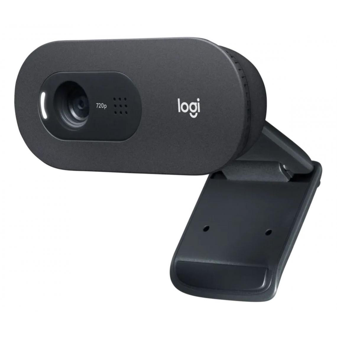 Logitech Webcam HD C505E - Noir