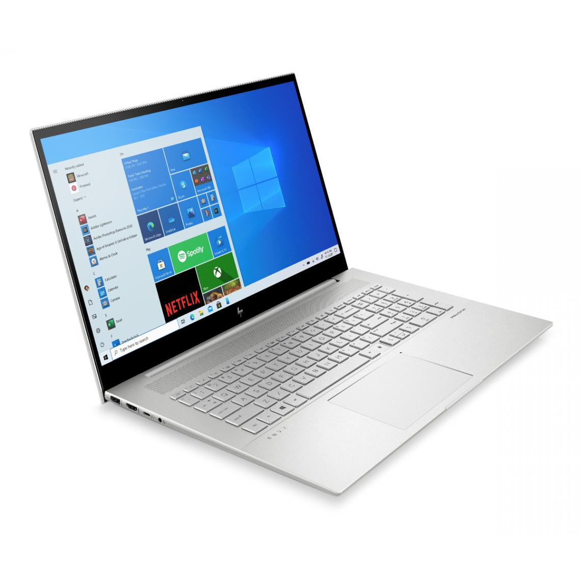 Hp Envy 17-ch0063nf - Argent