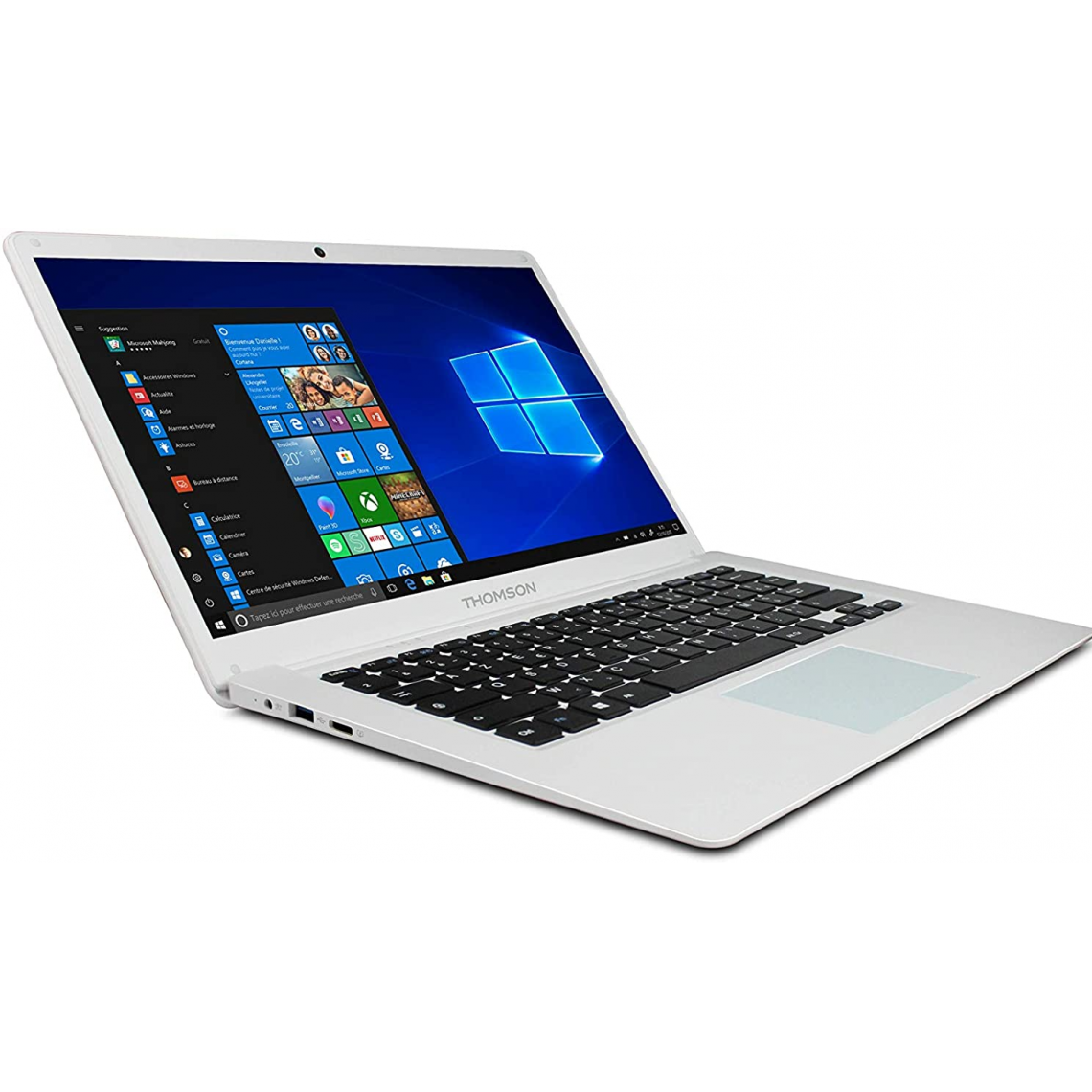Thomson Notebook Classic N14C4WH64- Blanc