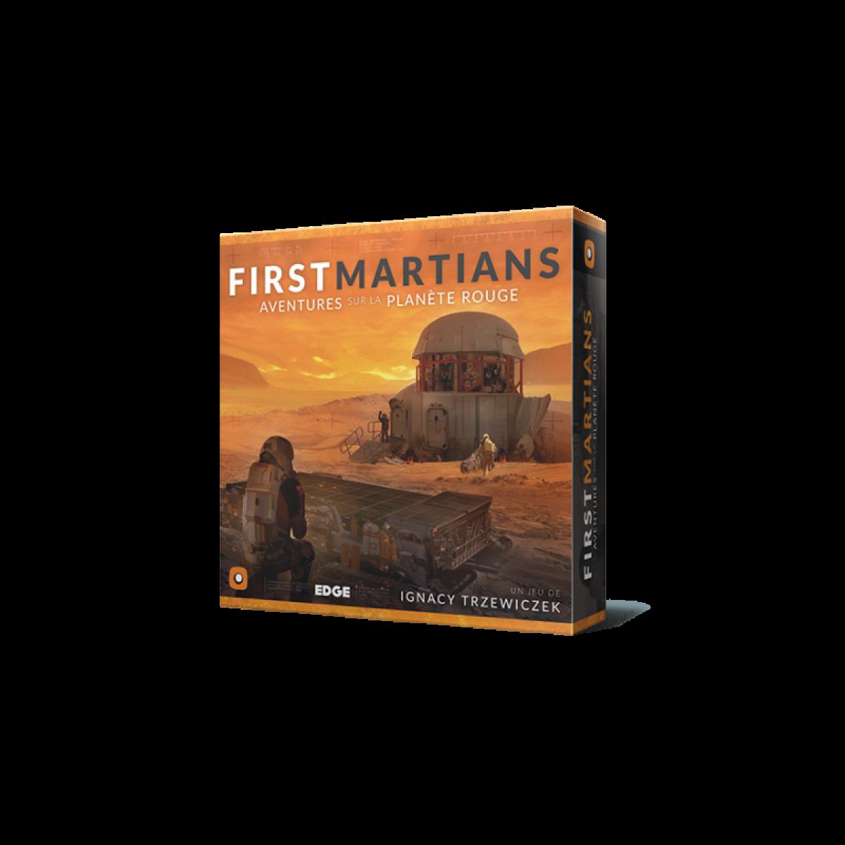 Ac-Deco First Martians - Aventures sur la Planète Rouge - Jeu spécialiste
