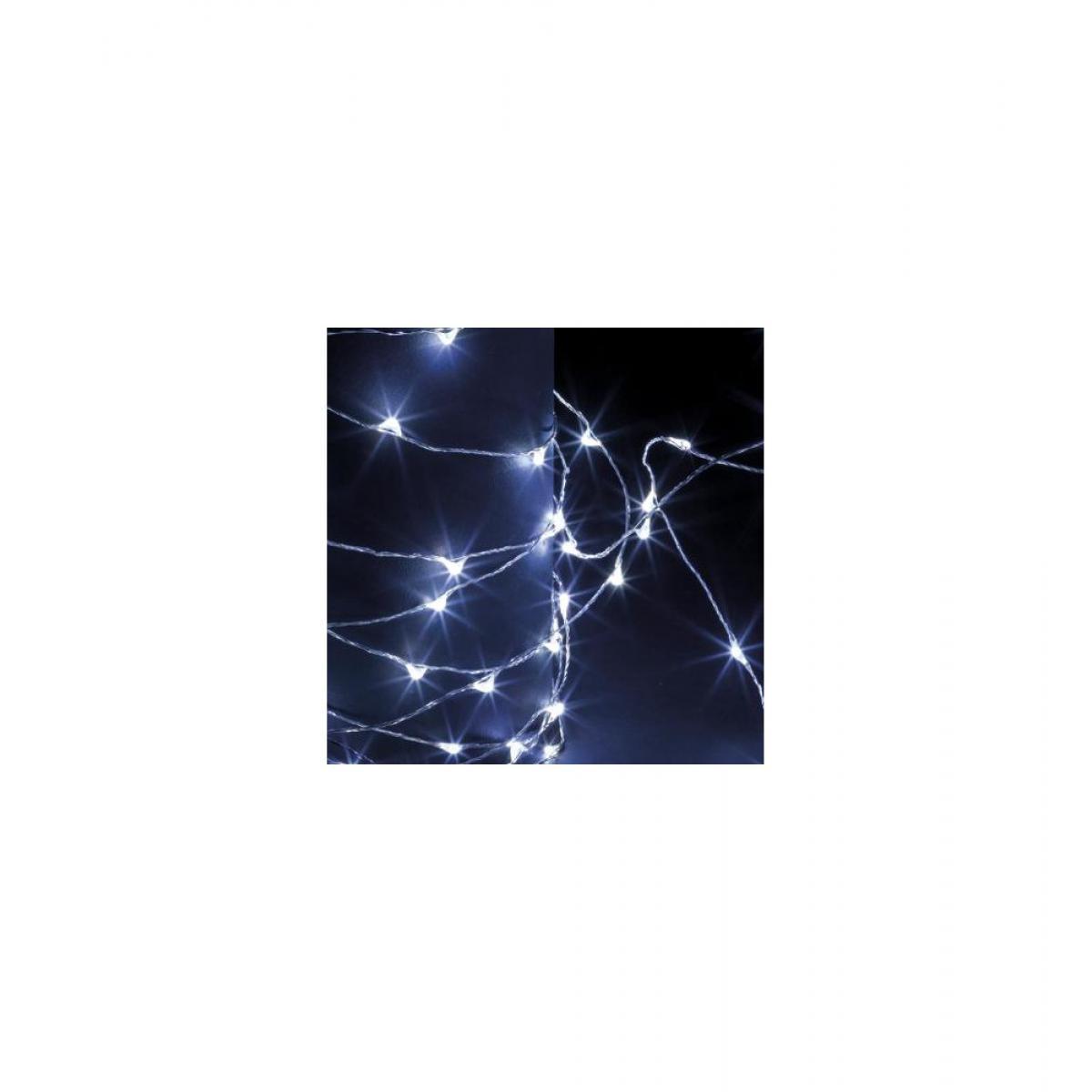 Ac-Deco Guirlande lumineuse - 20 M - Blanc chaud