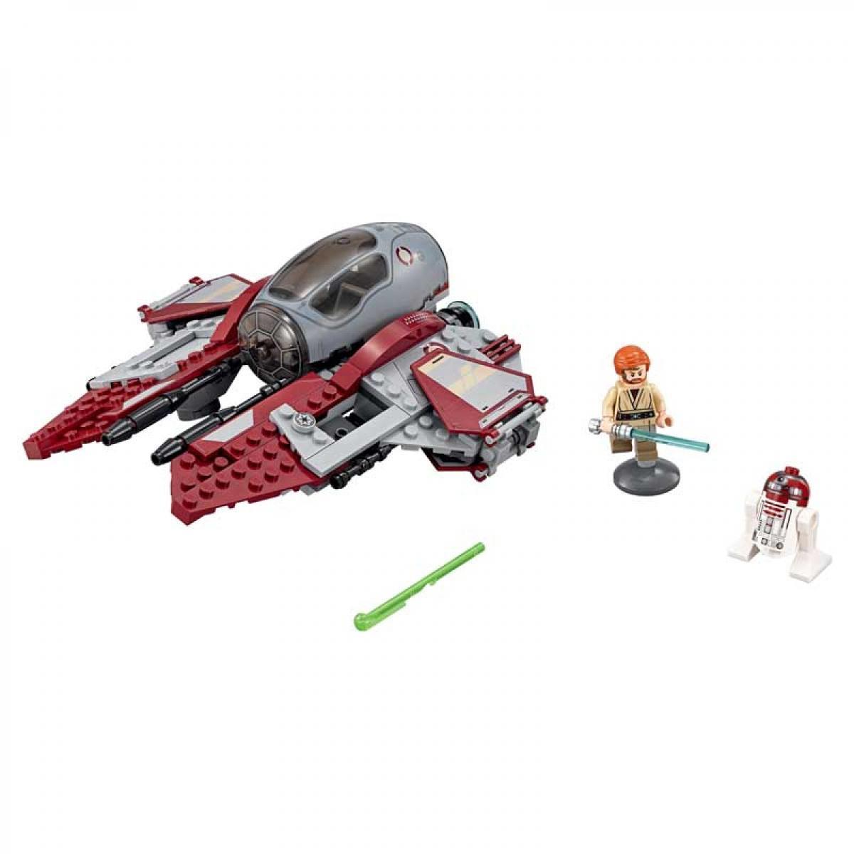 Ac-Deco Lego Star Wars - Obi-Wan's Jedi - Jouet pour enfant