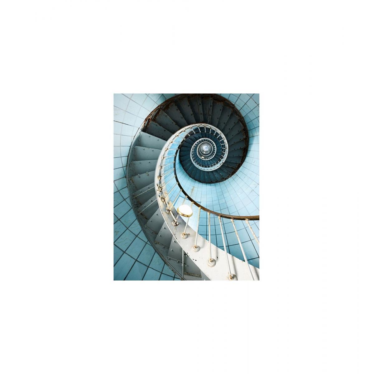 Ac-Deco Tableau en verre - Stairs II - L 80 cm x H 120 cm