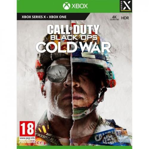 Activision - Call of Duty : Black OPS Cold War Jeu Xbox Series X - Activision