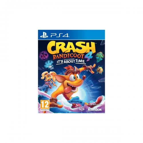 Activision -Crash Bandicoot 4 : Its About Time Jeu Ps4 Activision  - Activision