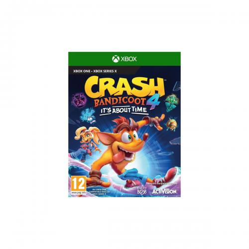 Activision - Crash Bandicoot 4 : Its About Time Jeu Xbox One - Activision