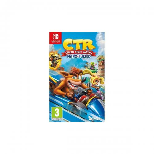 Activision - Crash Team Racing Nitro Fueled Jeu Switch - Activision