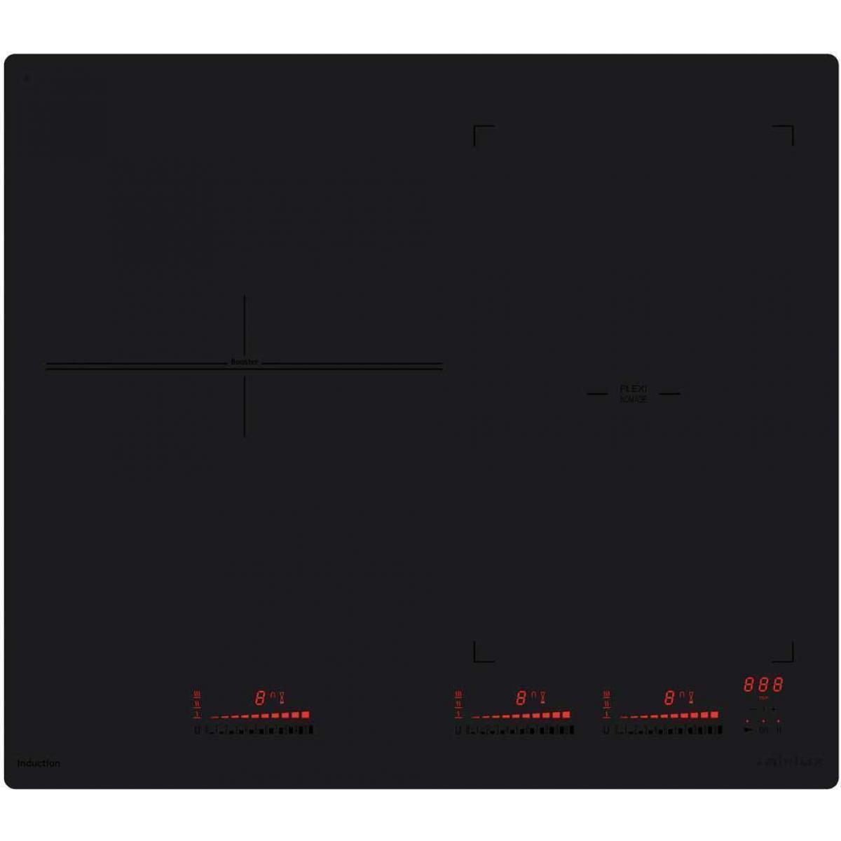 AIRLUX Plaque induction AIRLUX 7400W 59cm, ATIF 63 BKM