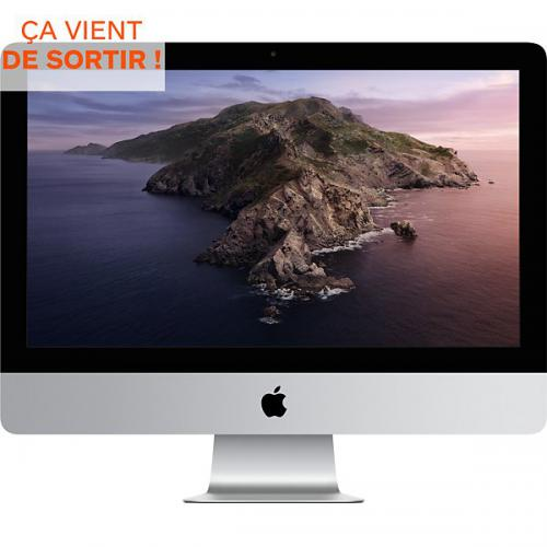Apple - 21.5-inch iMac with Retina 4K display: 3.0GHz 6-core 8th-generation Intel Core i5 processor, 256GB - PC Fixe